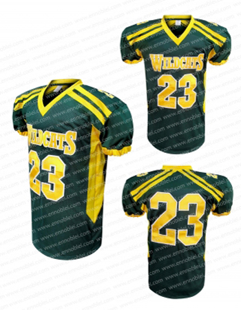 Ennoble-229 American Football Jersey