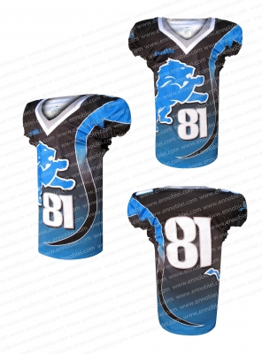 Ennoble-239 American Football Jersey