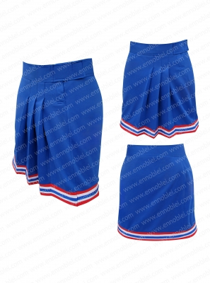 Ennoble-439 Cheer Skort