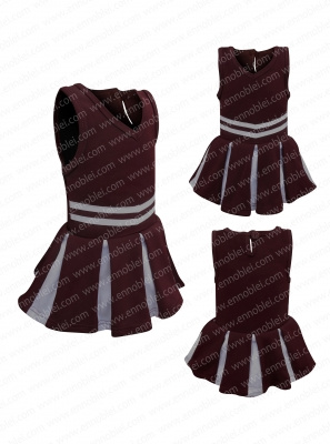 Ennoble-433 Cheerleading Dress