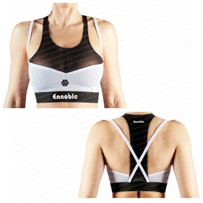 Ennoble-706 Ladies Mesh Bra