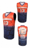 Ennoble-110 Basketball Jersey